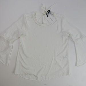 41 Hawthorn Blouse 3/4 Sleeve Size M